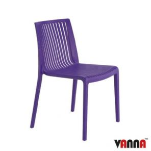 Vanna Zoom Side Chair - Purple